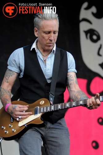 Garland Jeffreys op Pinkpop Classic 2012 foto