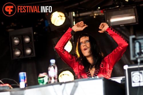 Lady Starlight op Valtifest 2012 foto
