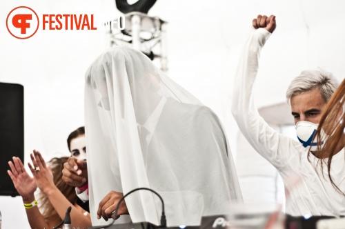 Joshua Walter op Valtifest 2012 foto