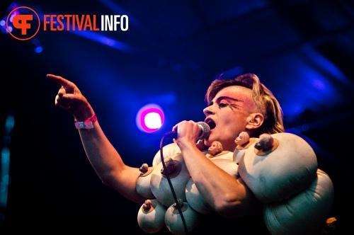 Peaches op Valtifest 2012 foto