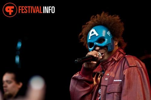 Dope D.O.D. op Valtifest 2012 foto