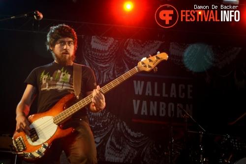 Wallace Vanborn op Crammerock 2012 foto