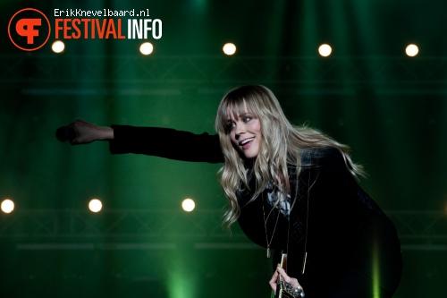 Ilse DeLange op Appelpop 2012 foto