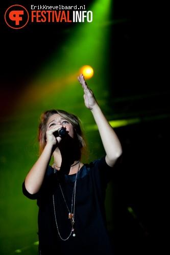 Selah Sue op Appelpop 2012 foto