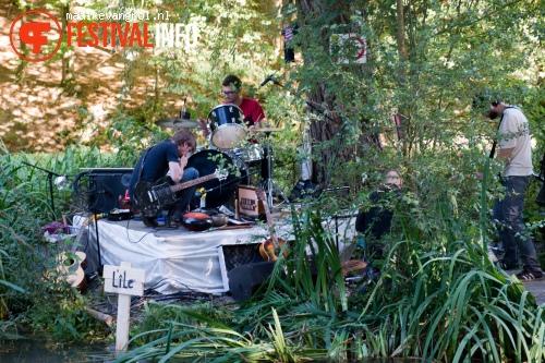 Soumonces op Deep in the Woods 2012 foto