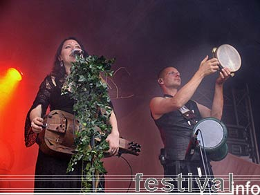 Faun op Castlefest 2006 foto