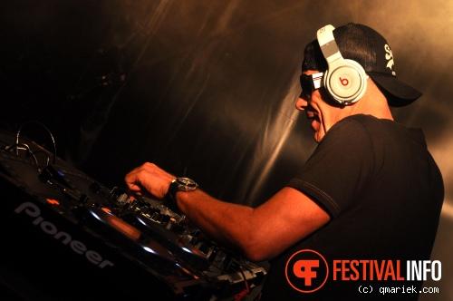 Foto DJ Jean op Summer Square 2012