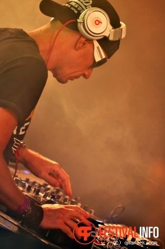 DJ Jean op Summer Square 2012 foto