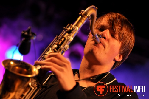 Jungle By Night op Summer Square 2012 foto