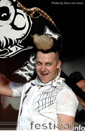 Mad Sin op Tuinfeest Nirwana 2006 foto
