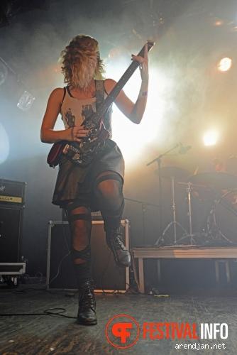 Magnuson op TriPlex 2012 foto