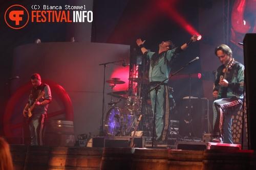 Memphis Maniacs op Zo. Festival 2012 foto