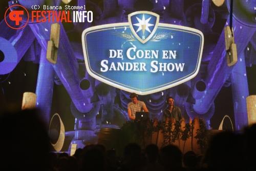 Foto De Coen & Sander Show op Zo. Festival 2012