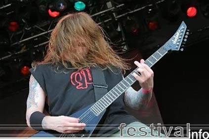 Foto Fear Factory op Wacken Open Air 2006