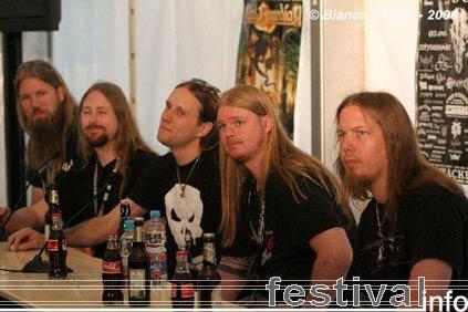 Foto Amon Amarth op Wacken Open Air 2006