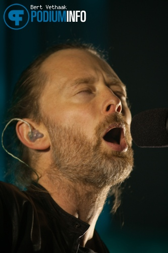 Radiohead op Radiohead - 14/10 - Ziggo Dome foto