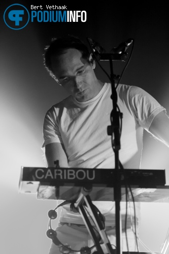 Caribou op Radiohead - 14/10 - Ziggo Dome foto