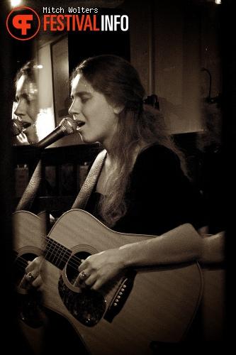 Foto Rebecca Sier op Popronde Haarlem 2012