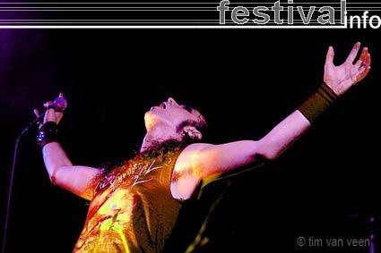 Foto Moonspell op Summer Darkness 2006