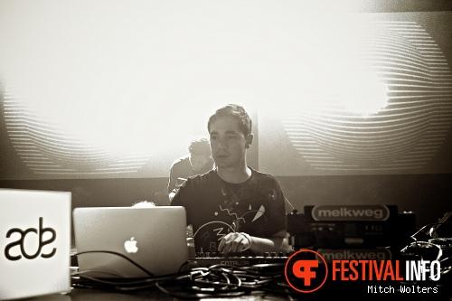 Surkin op Amsterdam Dance Event 2012 foto