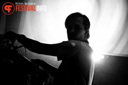 Nobody Beats The Drum op Amsterdam Dance Event 2012 foto