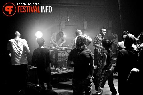 Rangleklods op Amsterdam Dance Event 2012 foto