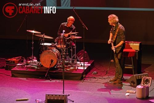 Nico Dijkshoorn & Ronald Giphart - 26/10 - Leidse Schouwburg foto