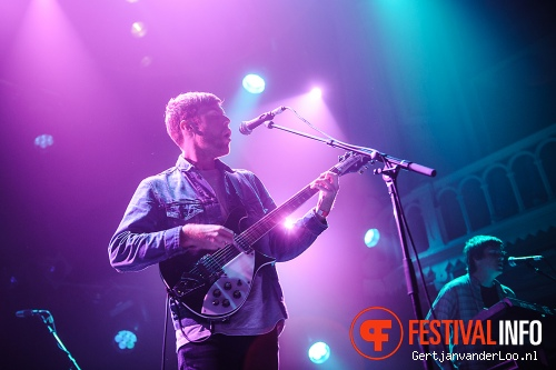 Foto Wild Nothing op London Calling #2 2012
