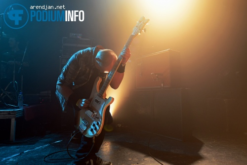 Green Lizard op Face Tomorrow + Green Lizard - 4/11 - Tivoli foto
