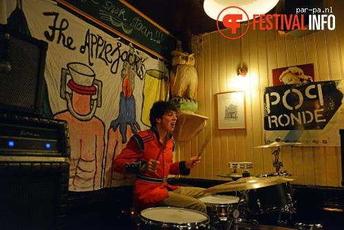 The Applejacks op Popronde Leiden 2012 foto