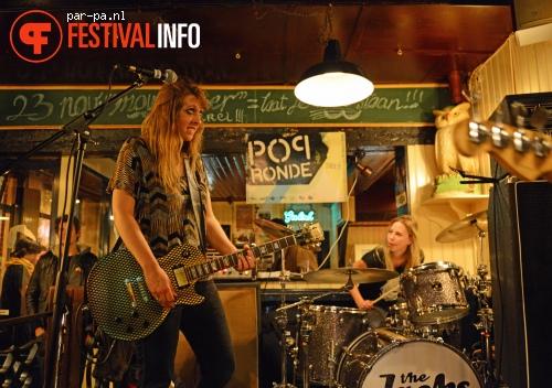 The Jacks op Popronde Leiden 2012 foto