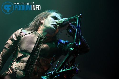Cradle Of Filth op Cradle Of Filth - 7/11 - Patronaat foto