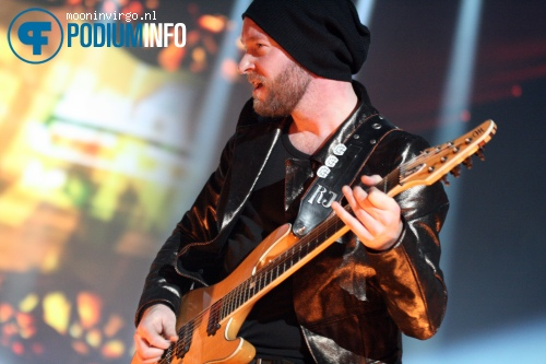 Within Temptation op Within Temptation - 13/11 - Sportpaleis foto