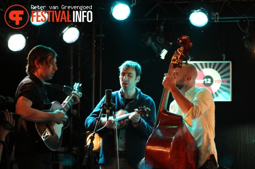 Foto Andrew Bird op Crossing Border Den Haag 2012