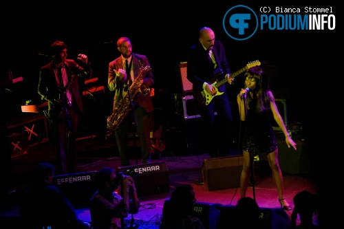 The Excitements op Moke - 15/11 - Effenaar foto