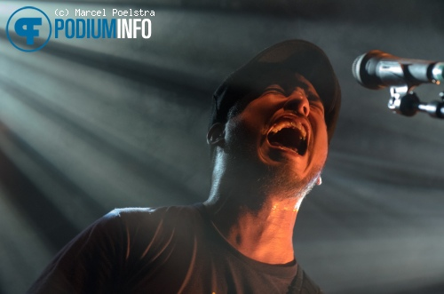Green Lizard op Face Tomorrow + Green Lizard - 15/11 - Melkweg foto