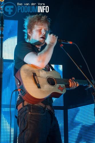 Ed Sheeran op Ed Sheeran - 20/11 - HMH foto