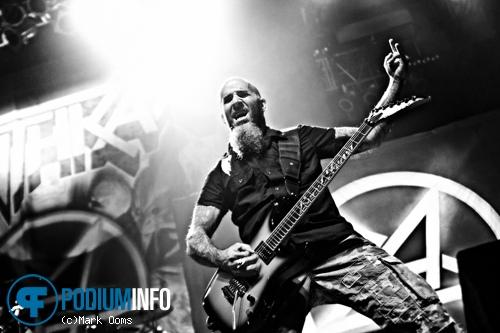 Anthrax op Motörhead - 23/11 - Klokgebouw foto