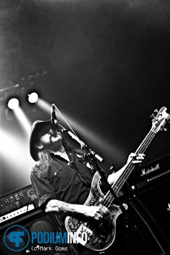 Motörhead op Motörhead - 23/11 - Klokgebouw foto