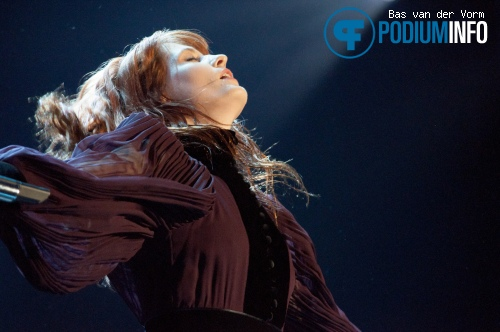 Foto Florence + The Machine op Florence + The Machine - 24/11 - HMH