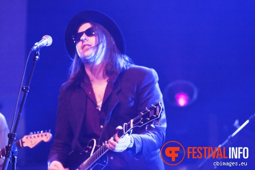 Foto Jamie N Commons op Songbird Festival 2012