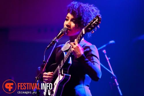 Lianne La Havas op Songbird Festival 2012 foto