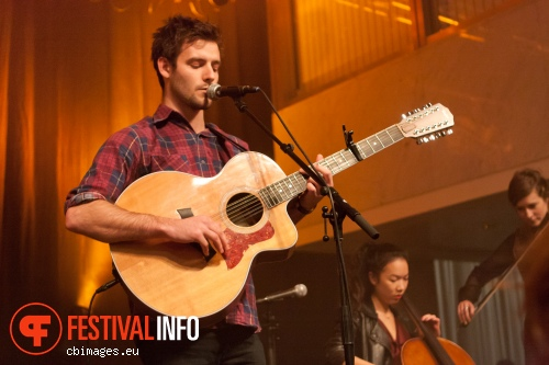 Foto Roo Panes op Songbird Festival 2012