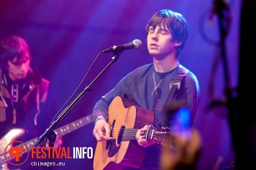 Jake Bugg op Songbird Festival 2012 foto