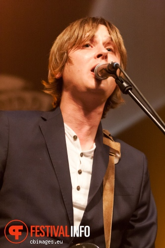 Bertolf op Songbird Festival 2012 foto