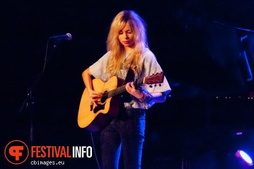 Nina Nesbitt op Songbird Festival 2012 foto