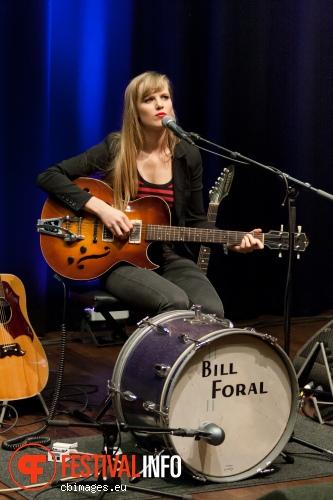 Mattanja Joy Bradley op Songbird Festival 2012 foto