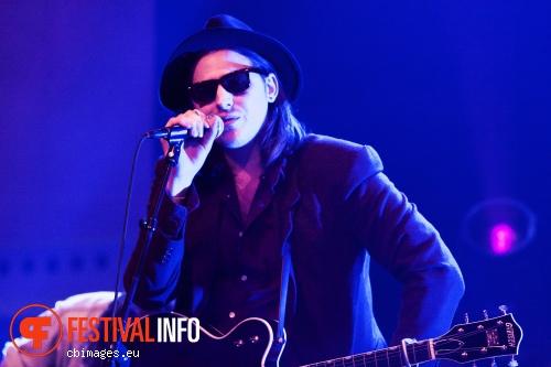 Jamie N Commons op Songbird Festival 2012 foto