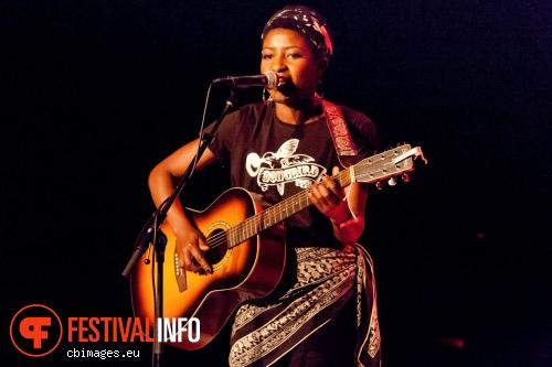 Josephine (UK) op Songbird Festival 2012 foto