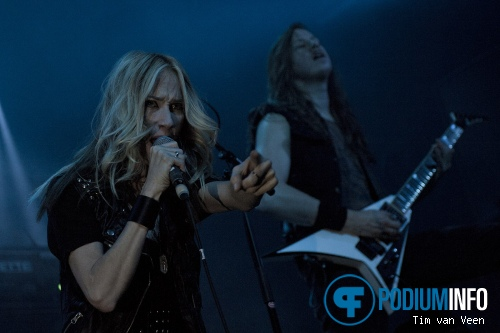 Huntress op DragonForce - 26/11 - Melkweg foto